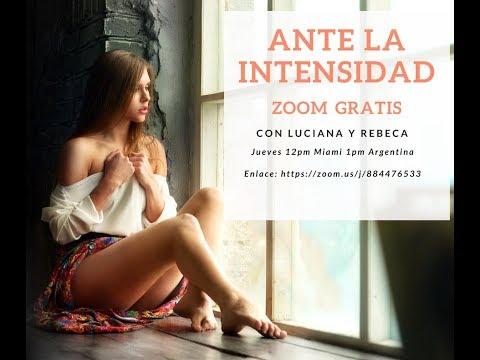 Ante la Intensidad con Luciana y Rebeca